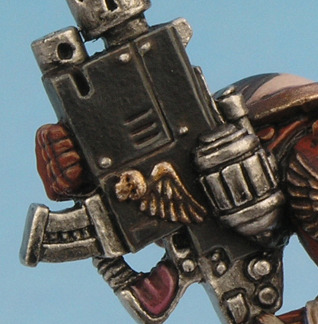 how to paint black tutorial