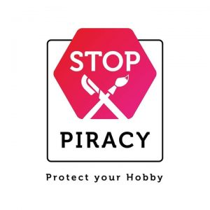 Stop Piracy Protect Your Hobby