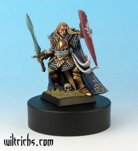 Althran High Elf Prince
