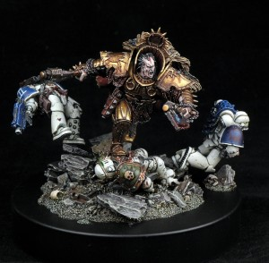 Angron World Eaters Primarch