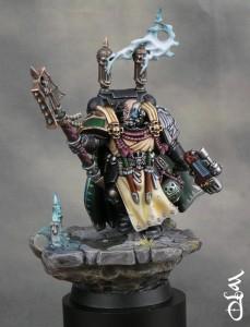 Seraphicus Interrogator Chaplain